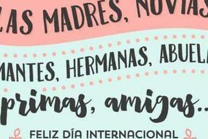 El 8 de marzo es el día elegido para reivindicar una sociedad justa, igualitaria y equitativa entre hombres y mujeres